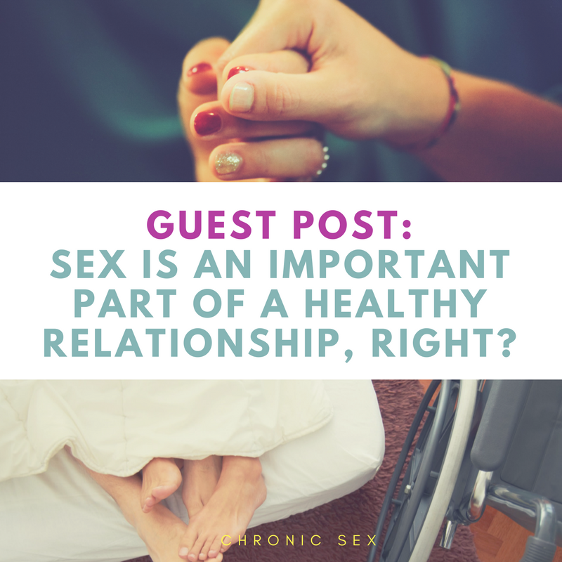 sex in a healthy relationship