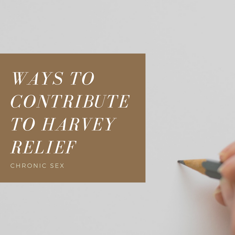 Ways to Contribute to Hurricane Relief