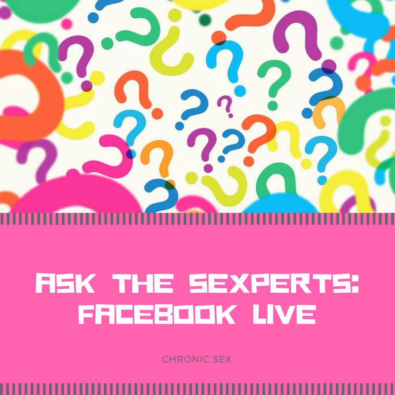 Ask the Sexperts: Facebook Live