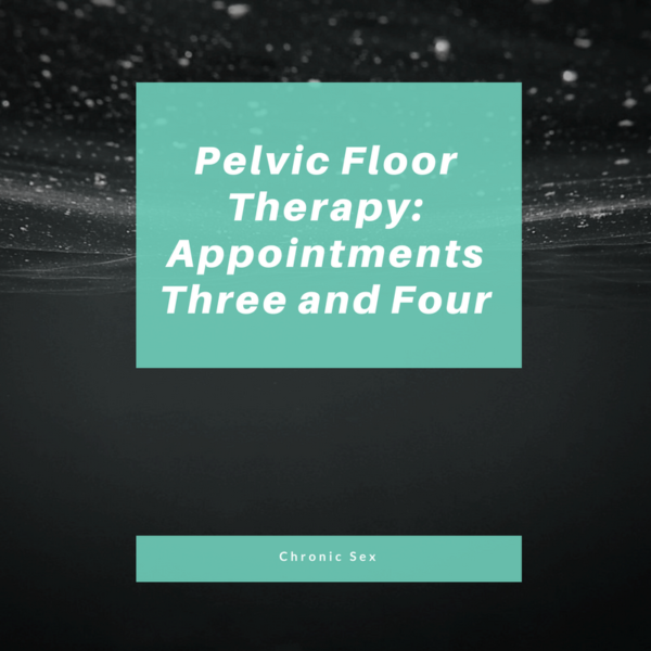 Pelvic Floor Therapy: Appointments Three and Four