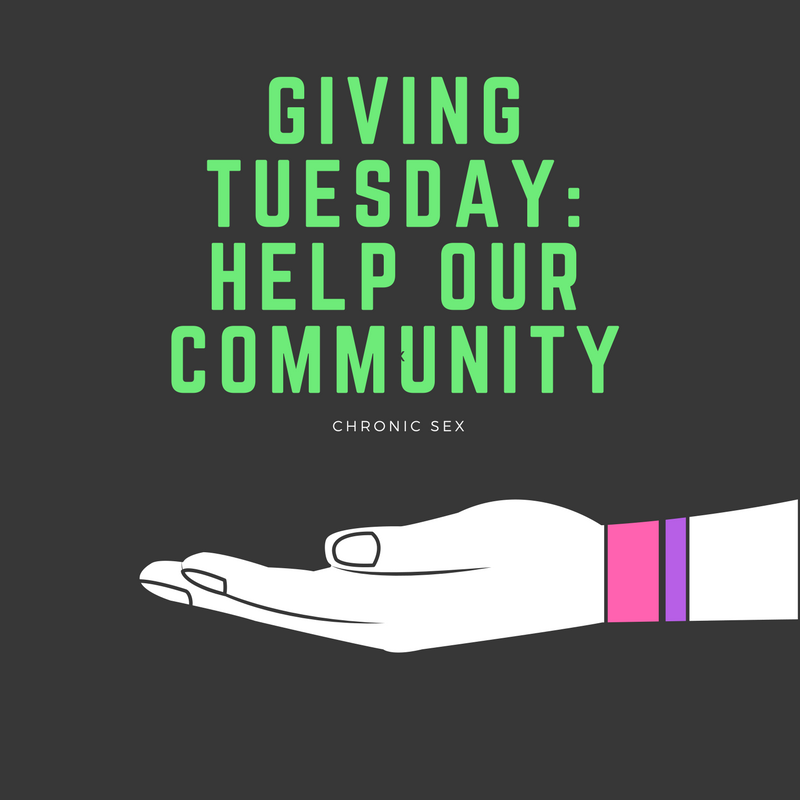 Giving Tuesday: Help Our Community