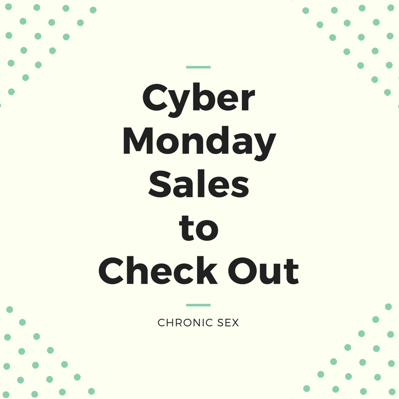 Cyber Monday Sales to Check Out