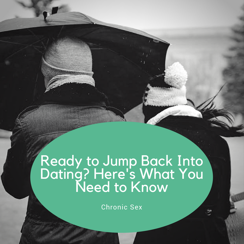 Ready to Jump Back Into Dating? Here's What You Need to Know