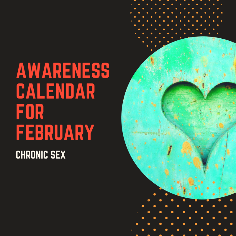Awareness Calendar for February