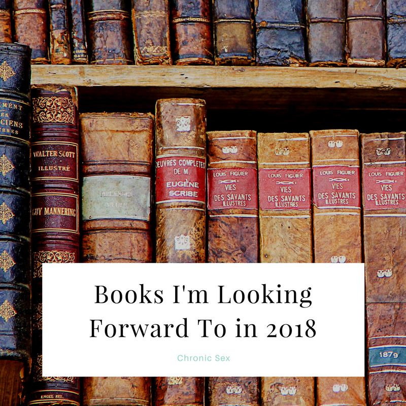 Books I'm Looking Forward To in 2018