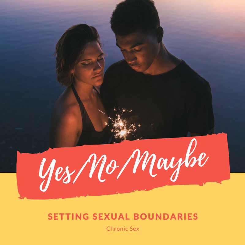 Yes/No/Maybe: Setting Sexual Boundaries