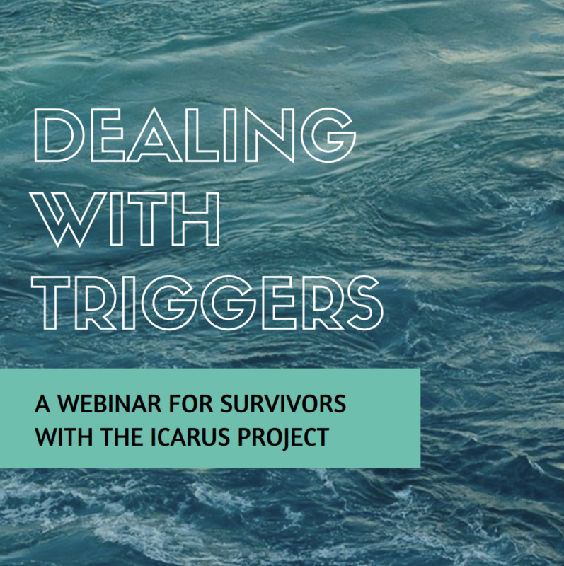 Dealing With Triggers: A Webinar for Survivors